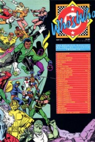 Who's Who: the Definitive Directory of the DC Universe 1985 - 1987 #9