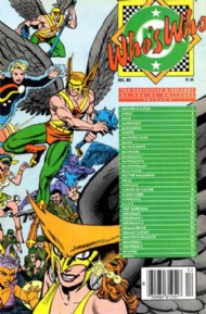 Who's Who: the Definitive Directory of the DC Universe 1985 - 1987 #10