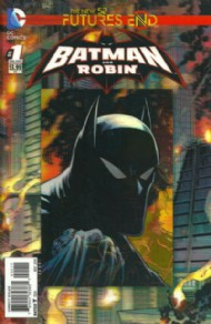 Batman and Robin (2nd Series): Futures End 2014 #1