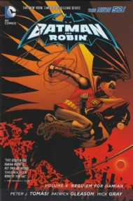Batman and Robin (2nd Series): Requiem for Damian 2014 #4