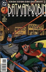 Batman and Robin Adventures 1995 - 1997 #1