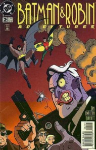 Batman and Robin Adventures 1995 - 1997 #2