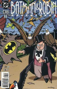 Batman and Robin Adventures 1995 - 1997 #4