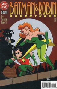Batman and Robin Adventures 1995 - 1997 #8