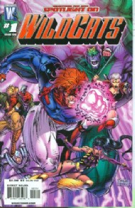 Wildstorm Fine Arts: Spotlight on Wildcats 2008 #1
