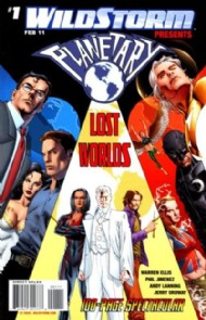 Wildstorm Presents Planetary: Lost Worlds 2011 #1
