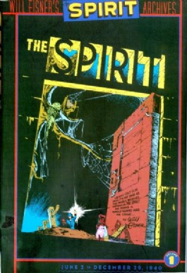 Will Eisner's the Spirit Archives #1