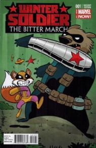 Winter Soldier: the Bitter March 2014 #1
