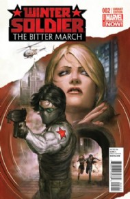 Winter Soldier: the Bitter March 2014 #2