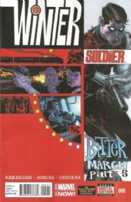 Winter Soldier: the Bitter March 2014 #5