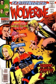 Wolverine (2nd Series) 1988 - 2003 #-1