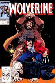 Wolverine (2nd Series) 1988 - 2003 #6