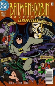 Batman and Robin Adventures Annual 1996 #2