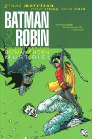 Batman and Robin: Batman and Robin Must Die! 2011 #3