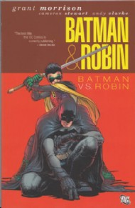 Batman and Robin: Batman Vs. Robin 2010 #2
