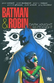 Batman and Robin: Dark Knight Vs. White Knight 2012 #4