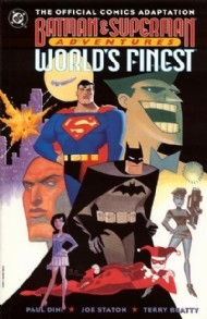 Batman and Superman Adventures: World's Finest 1997