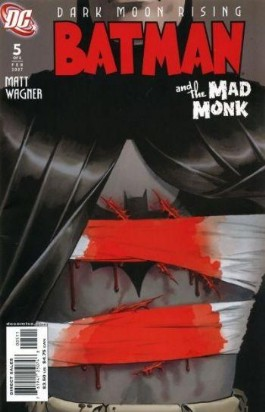 Batman and the Mad Monk #5
