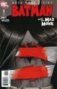 Batman and the Mad Monk 2007 #5