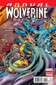 Wolverine (4th Series) 2010 - 2013 #1