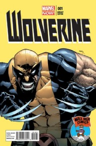 Wolverine (5th Series) 2013 #1