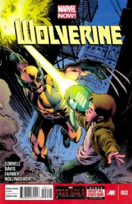 Wolverine (5th Series) 2013 #2