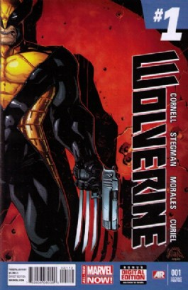 Wolverine (6th Series) #1