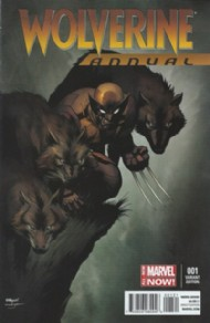 Wolverine (6th Series) 2014 #1