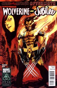 Wolverine and Jubilee 2011 #3