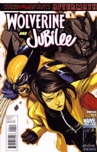 Wolverine and Jubilee 2011 #4