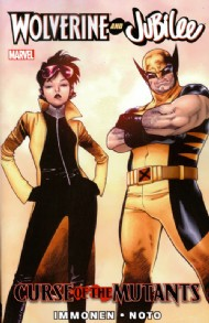 Wolverine and Jubilee 2011