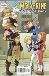 Wolverine and Power Pack 2009 #1