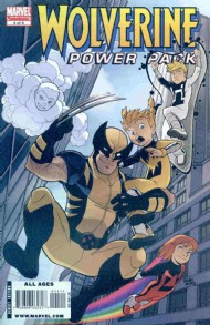 Wolverine and Power Pack 2009 #4