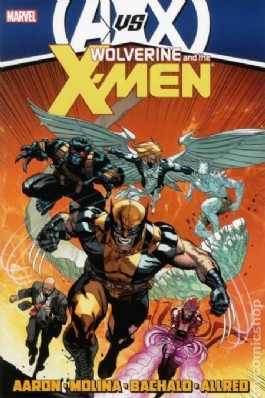 Wolverine and the X-Men #4