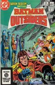 Batman and the Outsiders (1st Series) 1983 - 1987 #2