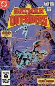 Batman and the Outsiders (1st Series) 1983 - 1987 #3