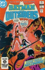 Batman and the Outsiders (1st Series) 1983 - 1987 #4