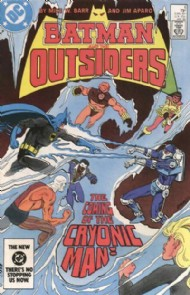 Batman and the Outsiders (1st Series) 1983 - 1987 #6