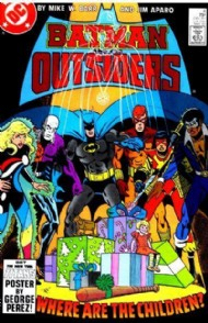 Batman and the Outsiders (1st Series) 1983 - 1987 #8
