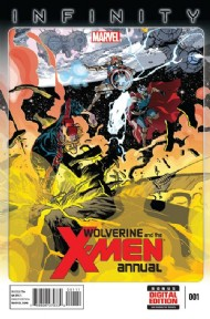 Wolverine and the X-Men (1st Series) Annual 2014 #1