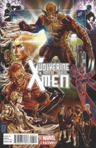 Wolverine and the X-Men (2nd Series) 2014 #1