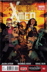 Wolverine and the X-Men (2nd Series) 2014 #2