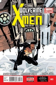 Wolverine and the X-Men (2nd Series) 2014 #3