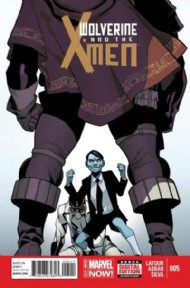 Wolverine and the X-Men (2nd Series) 2014 #5