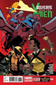 Wolverine and the X-Men (2nd Series) 2014 #6