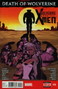 Wolverine and the X-Men (2nd Series) 2014 #10