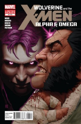 Wolverine and the X-Men: Alpha & Omega #4