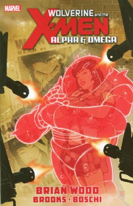 Wolverine and the X-Men: Alpha & Omega #2013