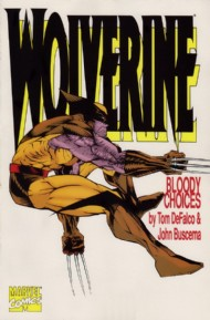 Wolverine: Bloody Choices 1991