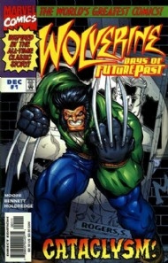 Wolverine: Days of Future Past 1997 - 1998 #1